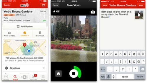 Yelp to add video