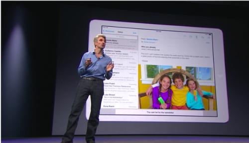 Apple Announces iCloud