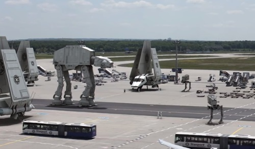 Star Wars Airport