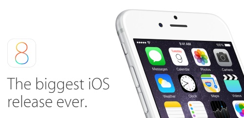 iOS 8 Release Today