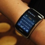 Samsung Announces Gear S Smartwatch