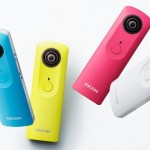 Ricoh Theta M15 Takes 360 Degree Photos